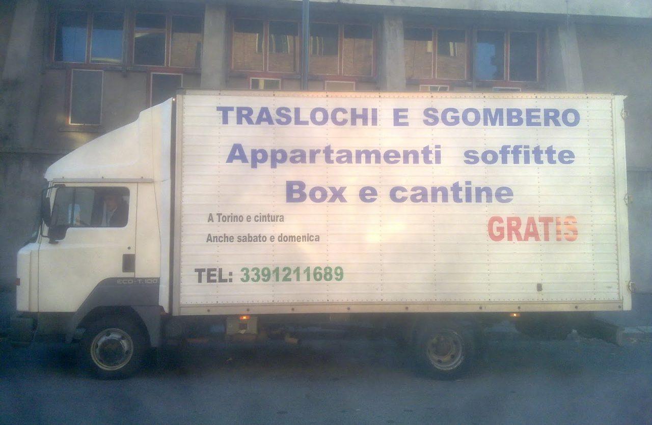 Sgombero appartamenti cell 3391211689 ritiro mobili for Mobili usati torino