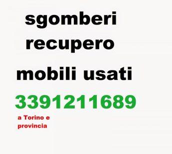 Sgombero Alloggi Baldissero Torinese