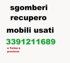 Sgombero Cantine Torino