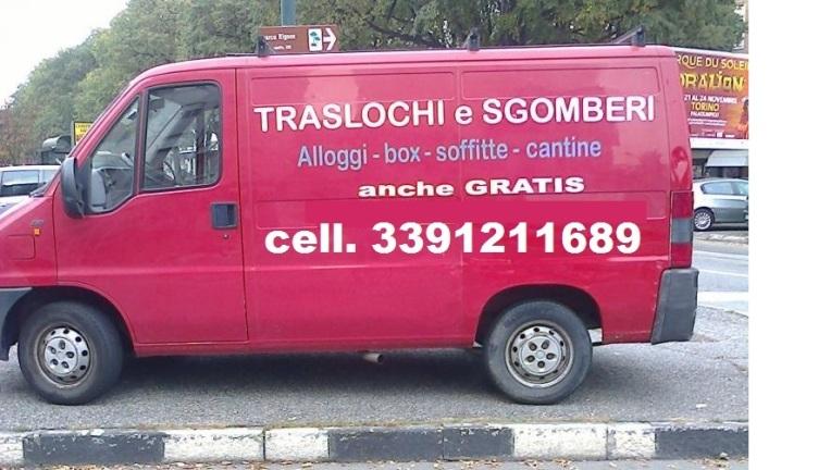 Sgombero Appartamenti Torino